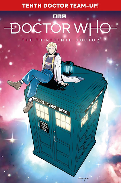 Tenth Doctor Team Up Concludes In New Issue Of Doctor Who The
