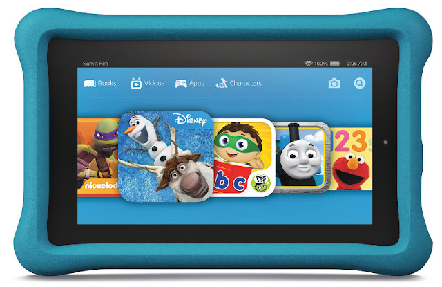 تابلت Fire HD 8 kids