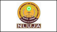 National Law University and Judicial Academy, Assam Recruitment