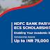 HDFC Bank Parivartan's ECS Scholarship for 2021