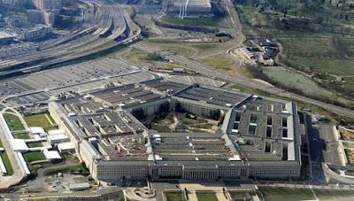 El Pentágono cierra de emergencia tras disparos en la zona - @EntreJerez