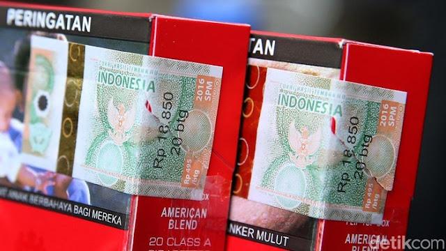 Kemenkeu Buka-bukaan Cukai Rokok Naik Lagi di 2021, Jadi Berapa?