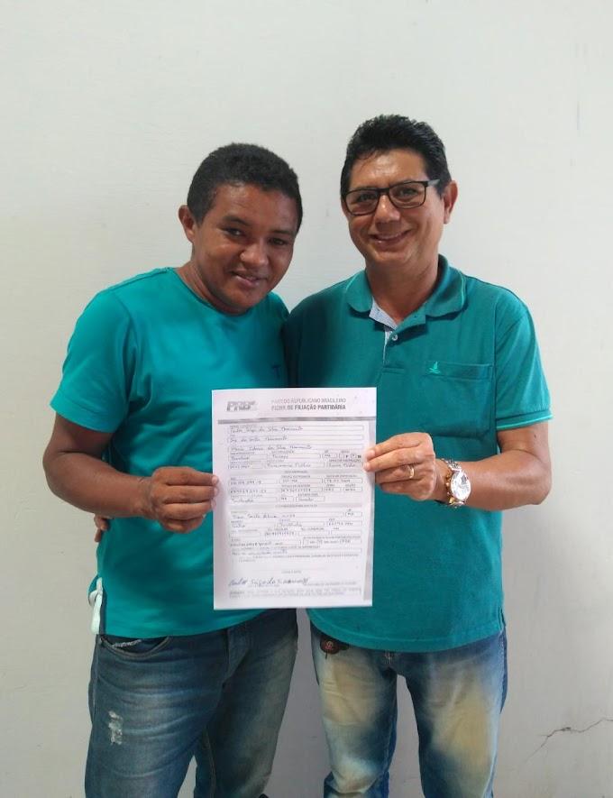Sergio Madruga oficializa filiação ao PRB