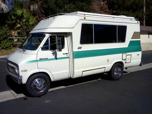 Used RVs Classic Collectors Item, Chinook RV 1973 For Sale