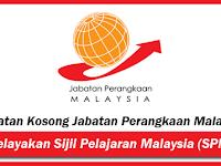 Jawatan Kosong di Jabatan Perangkaan Malaysia - Kelayakan SPM
