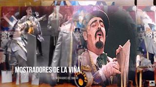 """⚫Homenaje de Cardenas y Peñalver con musica del Noly a los🥇Carapapas """"Mostradores de la Viña"""""""