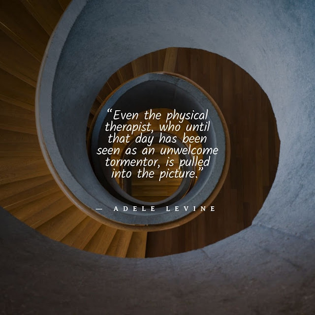 Quotes on physiotherapy