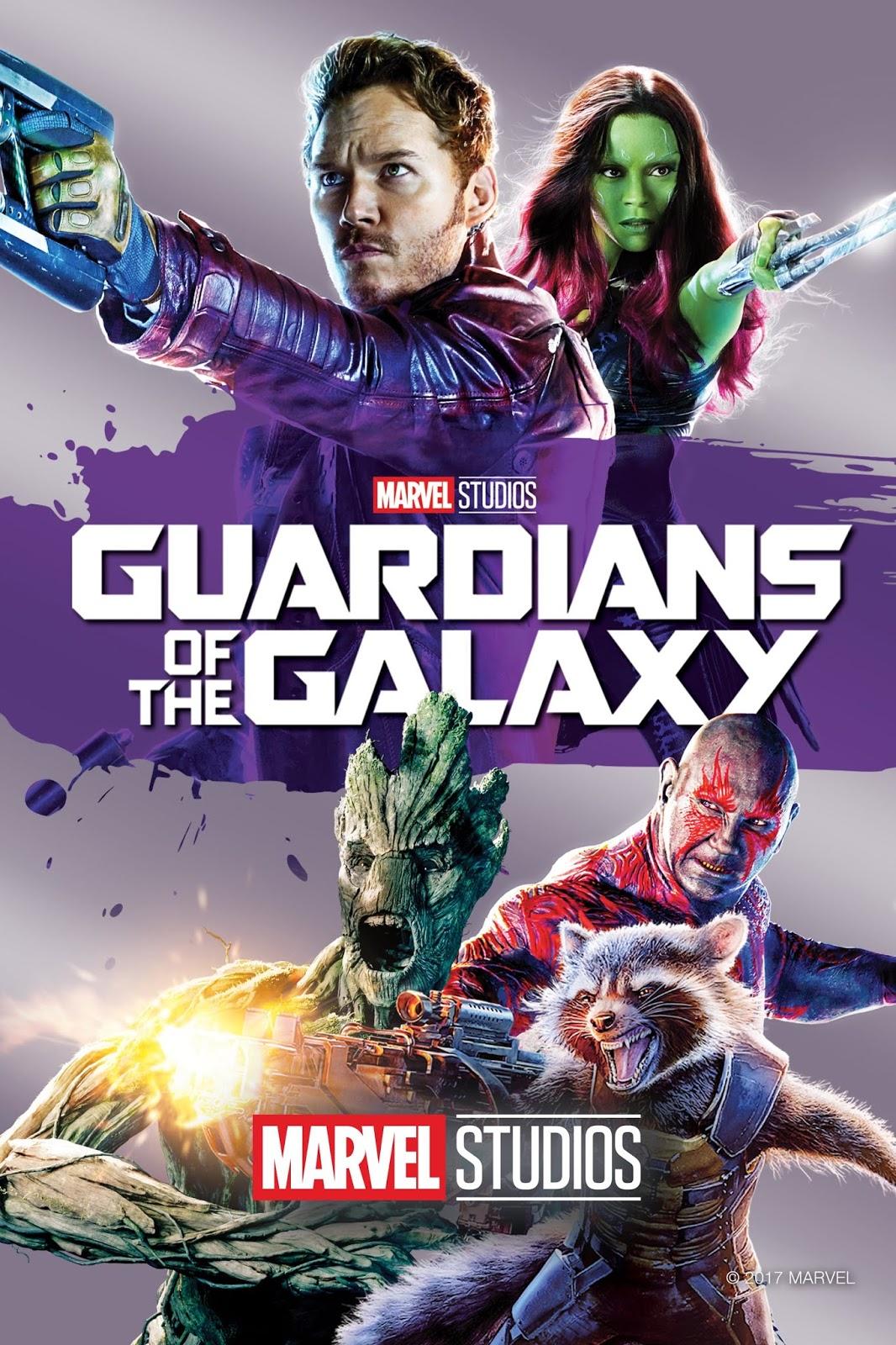 GAURDIANS OF GALAXY (2014) TAMIL DUBBED HD