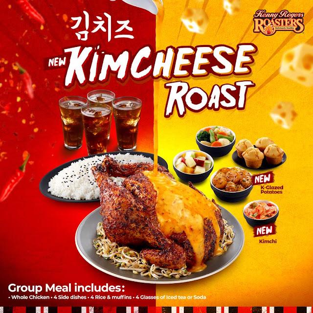 Kimcheese Roast - Group Meal