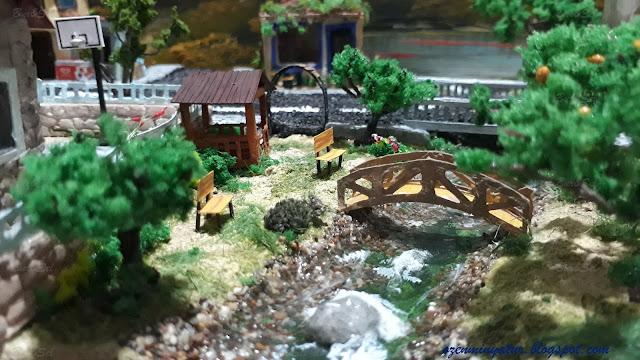 miniature Diorama park