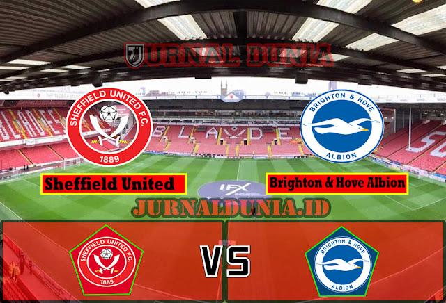 Prediksi Sheffield United vs Brighton & Hove Albion , Sabtu 24 April 2021 Pukul 23.30 WIB