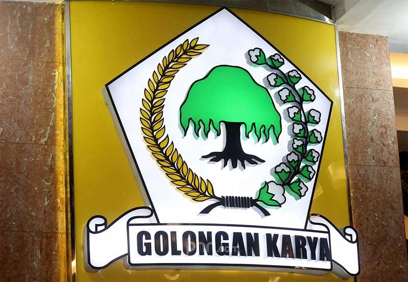 Survei LKPI: Golkar Tertinggi Kedua, Gerindra Melorot ke Posisi Enam