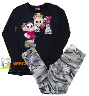 Atacadista de roupas infantis