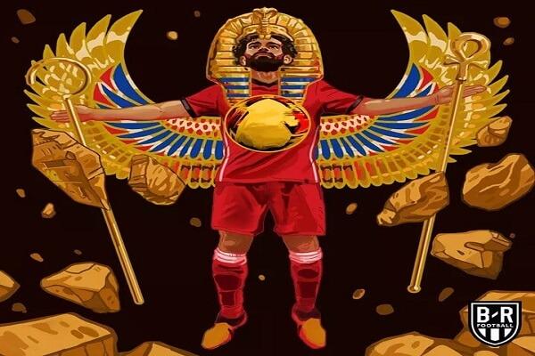 مصر تعبر الكونغو بثنائية صلاح والمحمدي
