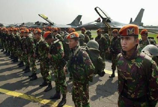 LOWONGAN TNI AU 2016