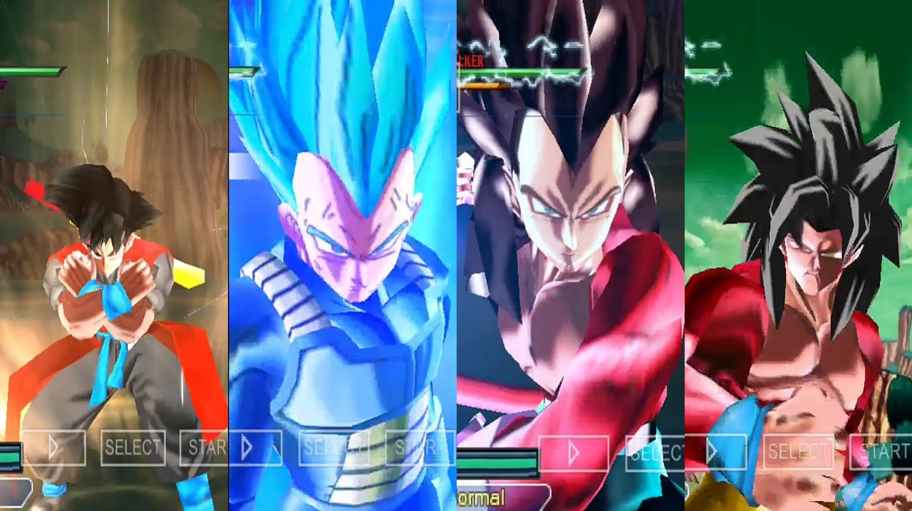 Super Dragon Ball Heroes Xenoverse 2