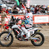 CS Santosh takes off for yet another challenge at the Dakar Rally in Peru