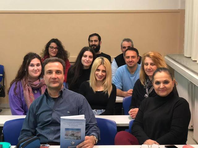 Κέντρο του Ποντιακού Πολιτισμού ευελπιστεί να κάνει το ΔΠΘ και την Κομοτηνή το νεοσύστατο Εργαστήρι Μελέτης, Καταγραφής και Διάσωσης της Ποντιακής Διαλέκτου