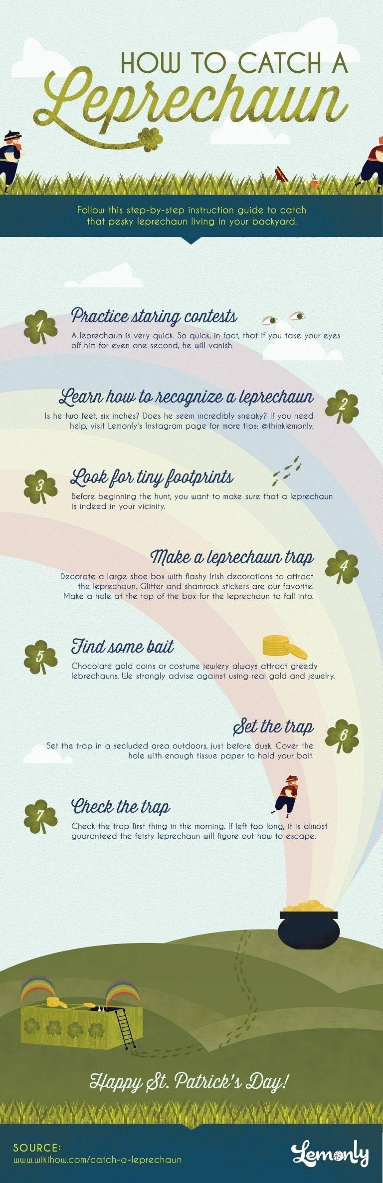 How to catch a gossip #infographic