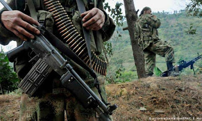 """FANB y disidentes de FARC entran en """"tregua"""