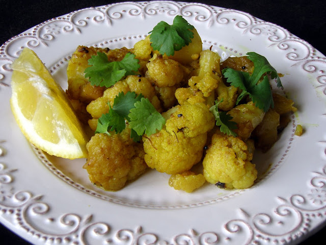 aloo Curry Aloo Gobhi Jamiego Olivera