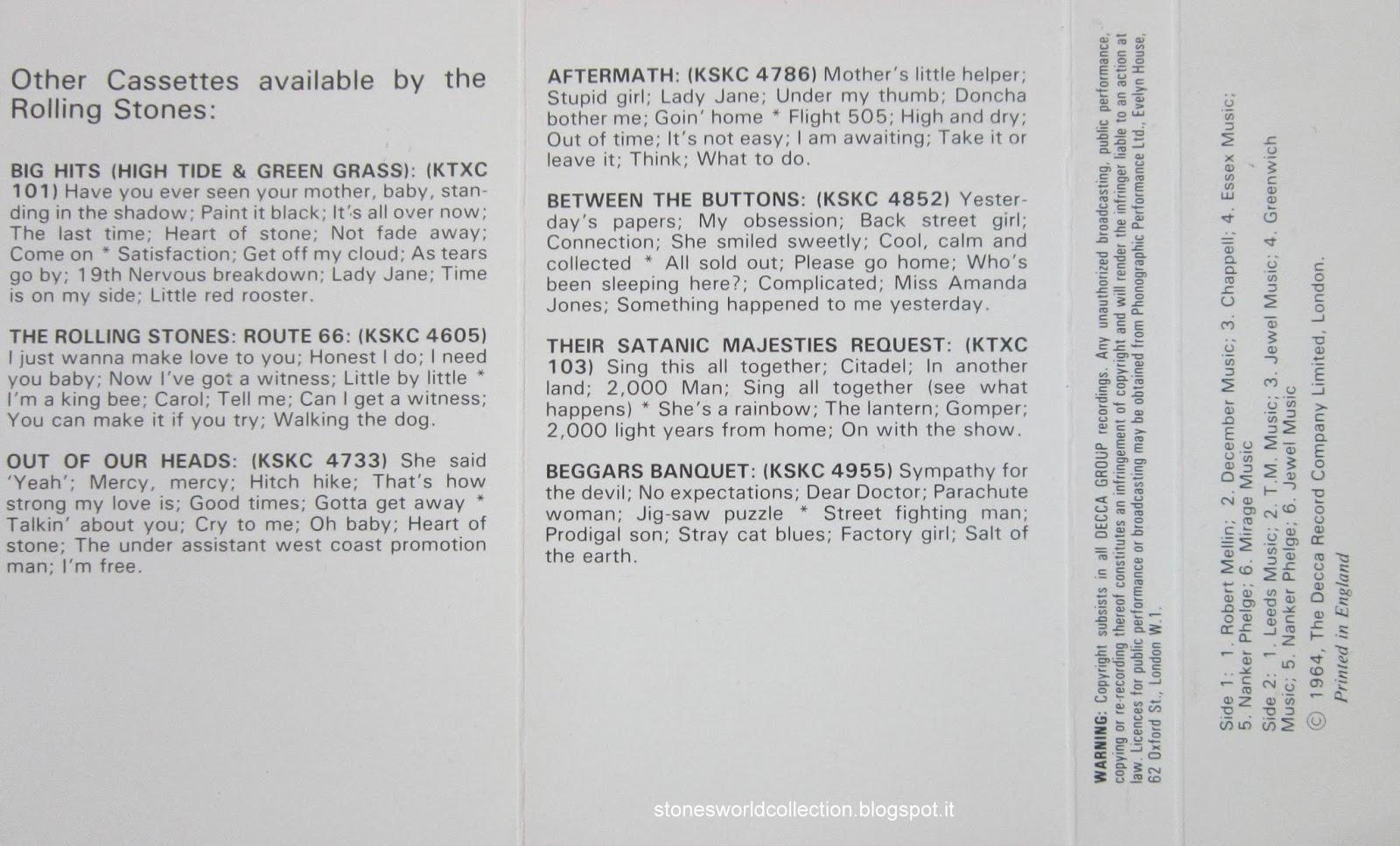 Rolling Stones Magazine 1999 | Wiring Diagram Database
