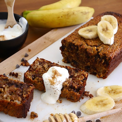 Recette Banane Bread Sans Gluten