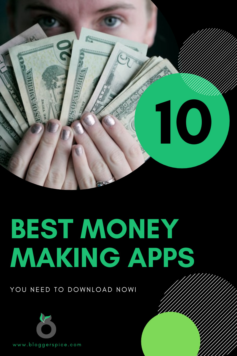 Top 10 Best Money Making Apps of 2020 You Need to Download Now