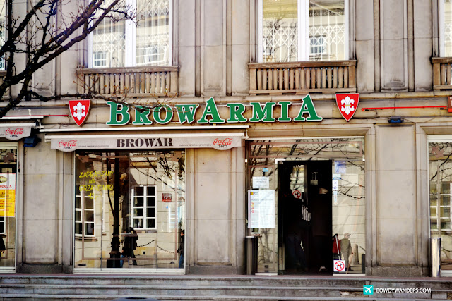 bowdywanders.com Singapore Travel Blog Philippines Photo :: Poland :: A Prelude To Warsaw's Old Town: What to See When Marching Around this Side of Poland