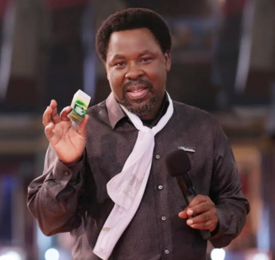 Get prophet tb Joshua morning water here : 2018