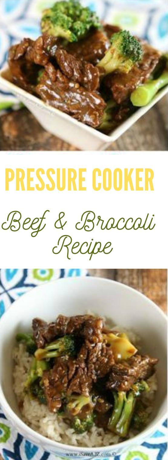 Easy PressureCooker Beef and Broccoli Recipe #dinner #recipe