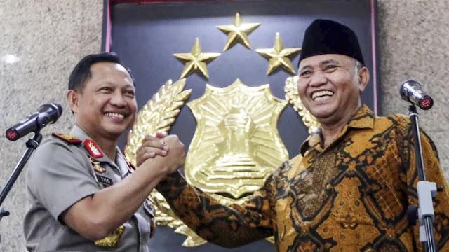 Kapolri Ingin Ada Polisi Jadi Pimpinan KPK, Biar Permudah Sinergi