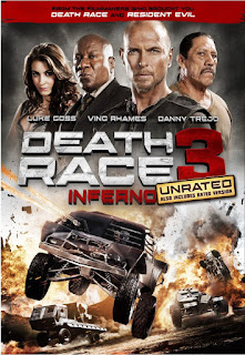Death Race 3  Inferno 2013 Movie Hindi Dual Audio BRRip 720p [920MB]