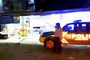 Antisipasi Tindak Kejahatan, Personil Polsek Maiwa Polres Enrekang Lakukan Patroli Malam