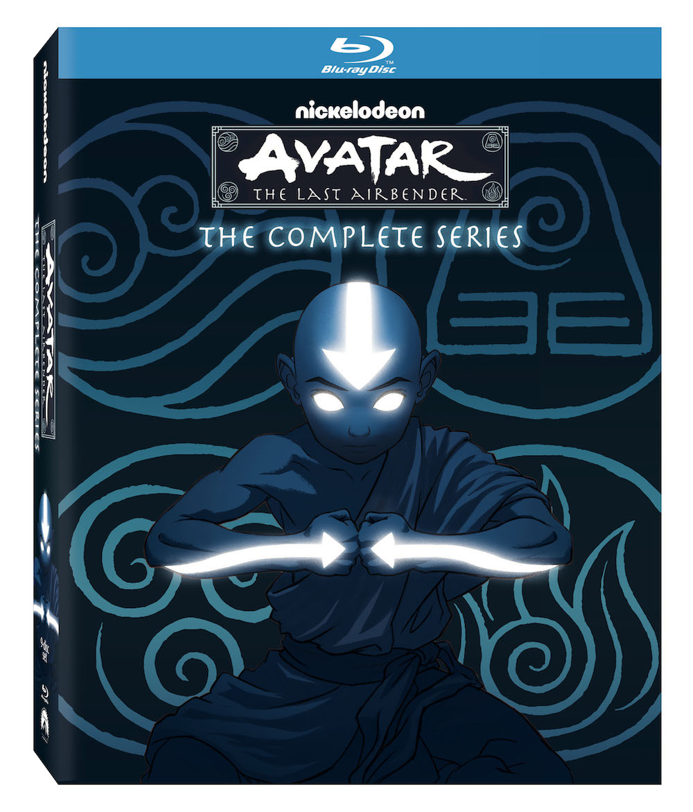 Avatar Release New Movie: NickALive!: Avatar: The Last Airbender