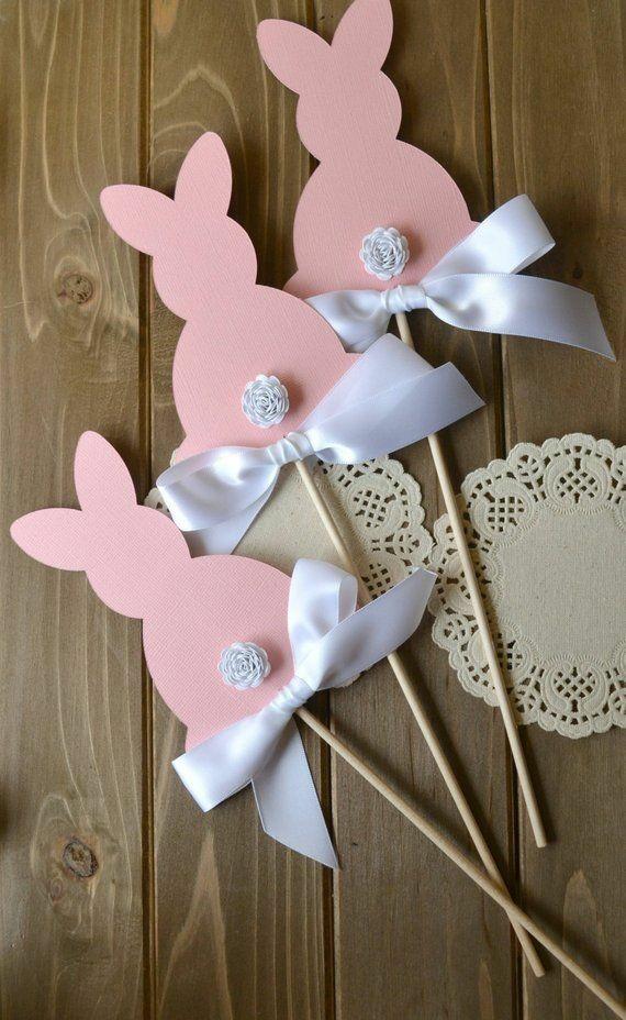 Decoração de Páscoa: 37 ideias e enfeites para fazer com a criançada e deixar sua casa linda