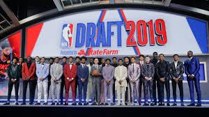 NBA Draft Results 2019