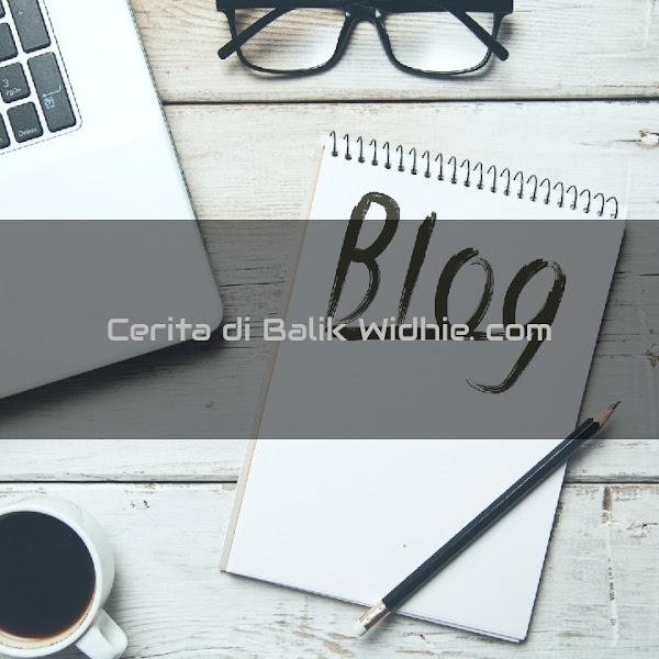 Cerita di Balik Widhie.com