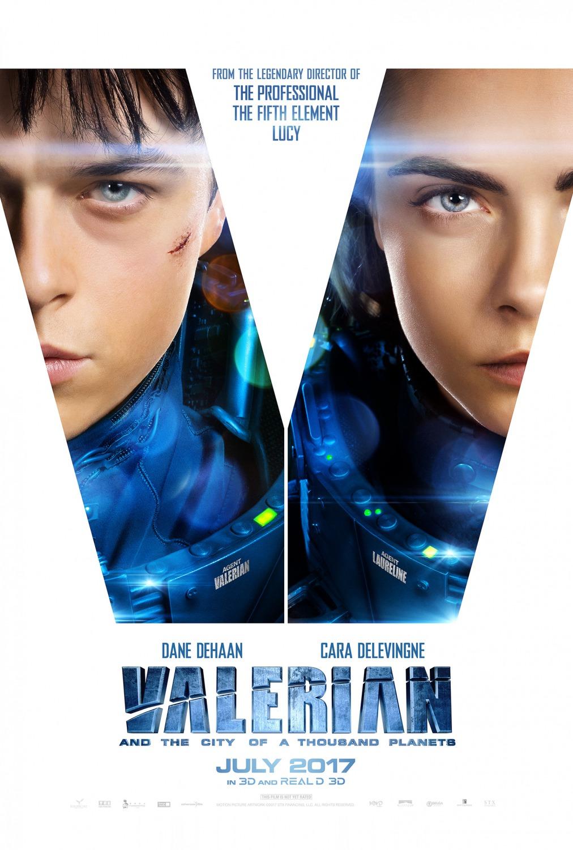Valerian and the City of a Thousand Planets [Valerian e a Cidade dos Mil Planetas]