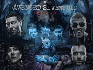 Download Lagu Mp3 Avenged Sevenfold Full Album Avenged Sevenfold (2007) Lengkap