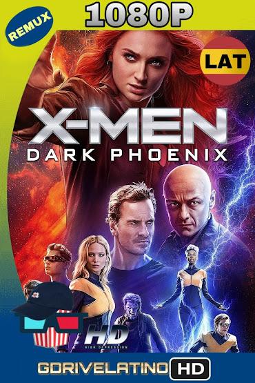 X-Men: Dark Phoenix (2019) BDRemux 1080p Latino-Ingles MKV