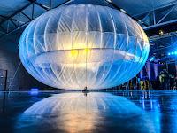Bagaimana Cara Kerja Balon Internet Dari Google Begini Ulasannya