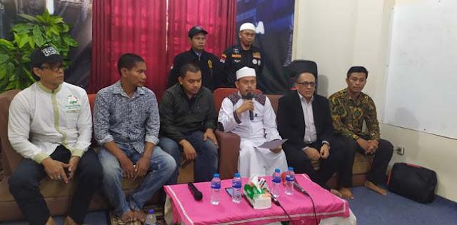 PA 212: Kehadiran Buzzer Jokowi Saat Demo Itu Aneh, Harusnya Polisi Sidik Ninoy Karundeng