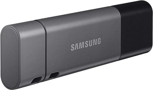 Review Samsung Duo Plus 128GB USB 3.1 Flash Drive