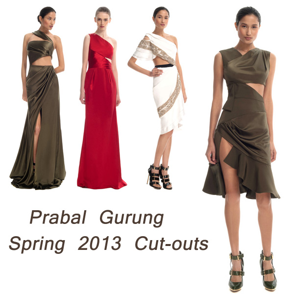 Spring 2013 Trend Cutouts
