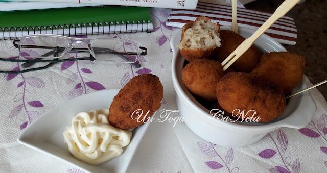 Croquetas De Zanahoria Y Arroz (aptas Para Celiacos)