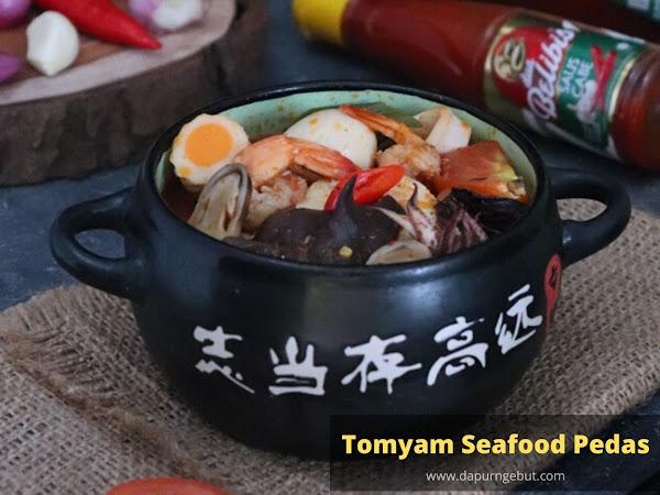 Tomyam Seafood Pedas
