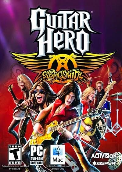 โหลดเกมส์ Guitar Hero: Aerosmith