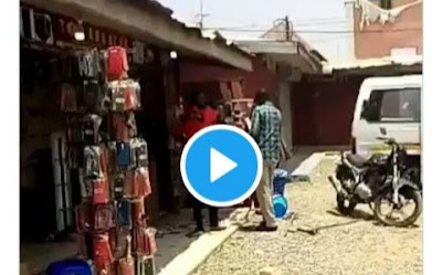 """""""Well Done Ghana"""" – South Africans Rejoice As Ghana Closes Nigerian Shops"""