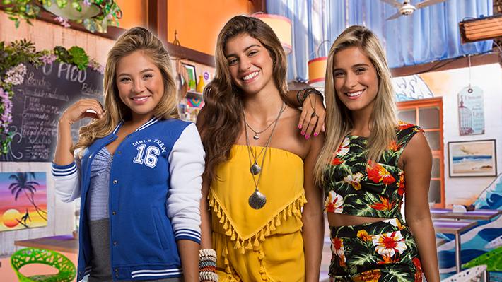 Clima de verão, praia e muito surf: Juacas é a nova série do Disney Channel que você vai amar - as Sirenas